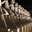 Ancient egyptian statues — Stock Photo #10121003