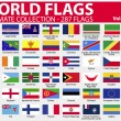Royalty-Free Stock Vector Image: World Flags - Ultimate Collection - 287 flags - Volume 2