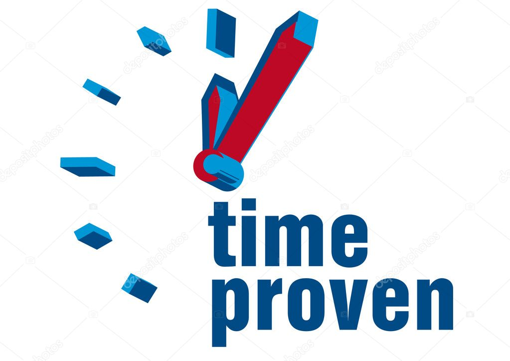 Time proven — Stock Vector #10137767
