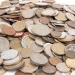 Pile of coins — Stock Photo #10570879