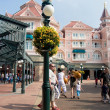 Stock Photo: Disneyland Resort Park
