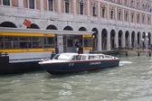 Carabiners patrol boat — Stock Photo