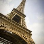 Eiffel Tower, Paris, France — Stock Photo #9288560