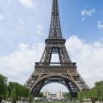 Eiffel Tower, Paris, France — Stock Photo #9503742