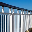 Deck barrier — Stock Photo #9592494
