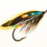 Fishing Fly — Stock Photo #9636286