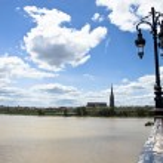 Bordeaux Cityscapes Series — Stock Photo
