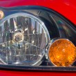 Headlight of the car — Stock Photo #9882934