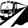 Metro. - Stock Vector