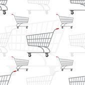Carrinhos de supermercado — Vetorial Stock