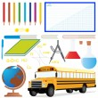 School — Stock Vector #9293003
