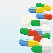 Medications — Stock vektor