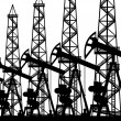 Oil industry — Image vectorielle