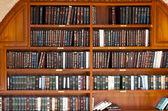 Holy Jewish books — Stock Photo