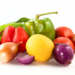Ripe vegetables — Stock Photo