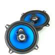 Blue speakers — Foto de Stock
