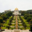 Bahai Gardens in Haifa — Stock Photo #8033865