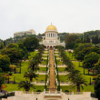 Stock Photo: Bahai Gardens in Haifa