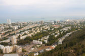 Panorama of Haifa — Stock Photo