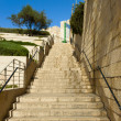 Stock Photo: Jerusalems staircase