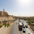 Stock Photo: Traffic in Jerusalem