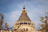 Basilica of the Annunciation, Nazareth — Foto de Stock