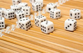 Dices — Stock Photo
