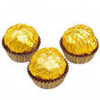 Golden candys - Stock Photo