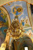 Lamp in Church in Nazareth — Stock Photo