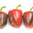 Three peppers - Foto de Stock