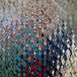 Colorful stained glass background abstract — Stockfoto