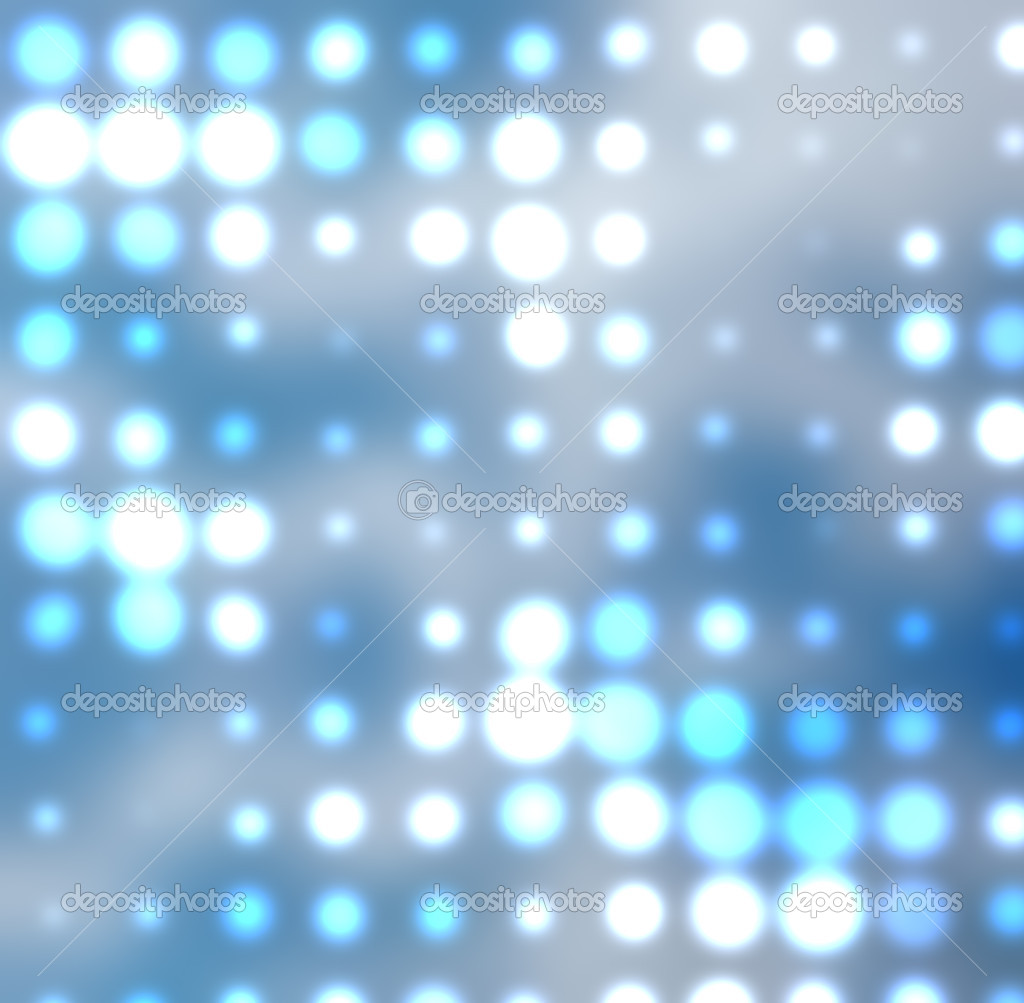 Blurred spots and colorful dots out of focus background — Stock Photo #9810141