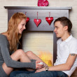 Young couple — Stock Photo #8603575