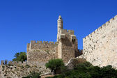 Tower of David, Jerusalem — Stock Photo