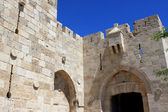 Jaffa gate, Jerusalem — Stock Photo