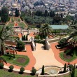 Bahai gardens, Israel — Stock Photo #10619770