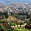 Bahai gardens, Israel — Stock Photo #10621639