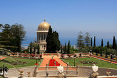 Bahai gardens, Israel — Stock Photo