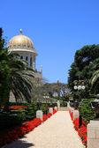 バハイ ガーデンズ、イスラエル — ストック写真