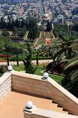 Bahai-gärten, haifa — Stockfoto
