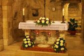The Basilica of the Annunciation, Nazareth — Zdjęcie stockowe