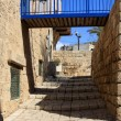 Street of Jaffa — Stock Photo