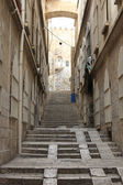 Street of Jerusalem — Stock Photo