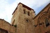 エルサレムの聖墳墓教会 — ストック写真