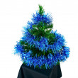 Artificial christmas — Stock Photo