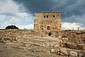 Stone old castle — Stock Photo