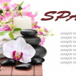 Zen stones — Stock Photo #9689322
