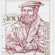 Постер, плакат: Germany dedicated to Hans Sachs