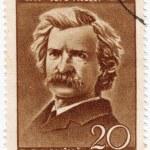 Постер, плакат: Writer Mark Twain