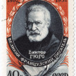 French writer Victor Hugo - Stock Photo